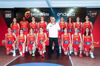 """España inicia su camino al Eurobasket con una """"ambición que no se discute"""""""