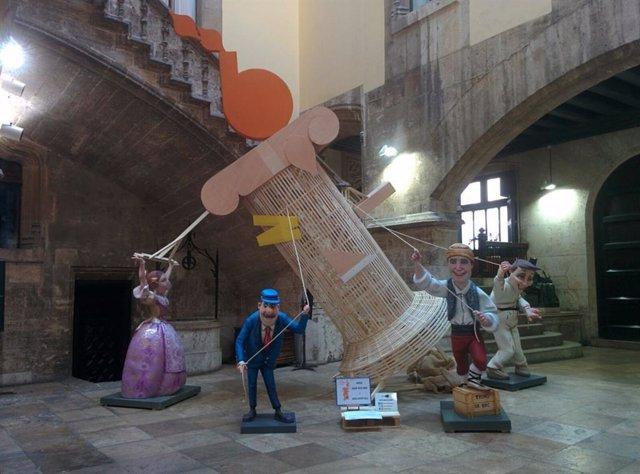 Turismo.- La 'Falla del Patrimoni' se quemará en Leucate (Francia) junto al mar