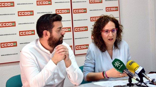 """26M.- CCOO Llama A Votar """"Masivamente"""" A Opciones Que Incluyan Las Reivindicaciones De La Clase Trabajadora"""