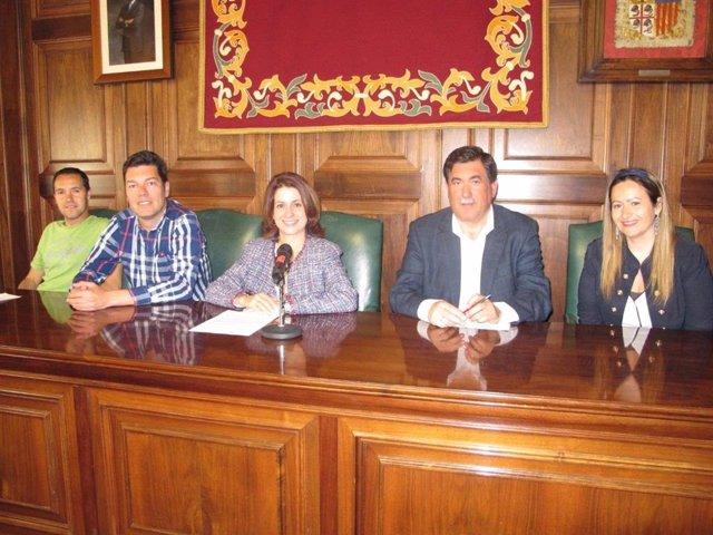 El Ayuntamiento de Teruel implementará la Estrategia de Promoción de la Salud y Prevención en el SNS