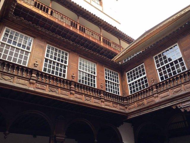 El Ayuntamiento de Santa Cruz da luz verde al proyecto de Museo de Historia de la ciudad en el Palacio de Carta