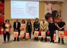 La Creu Roja insereix en el mercat laboral prop de 1.500 persones en risc d'exclusió (CREU ROJA)
