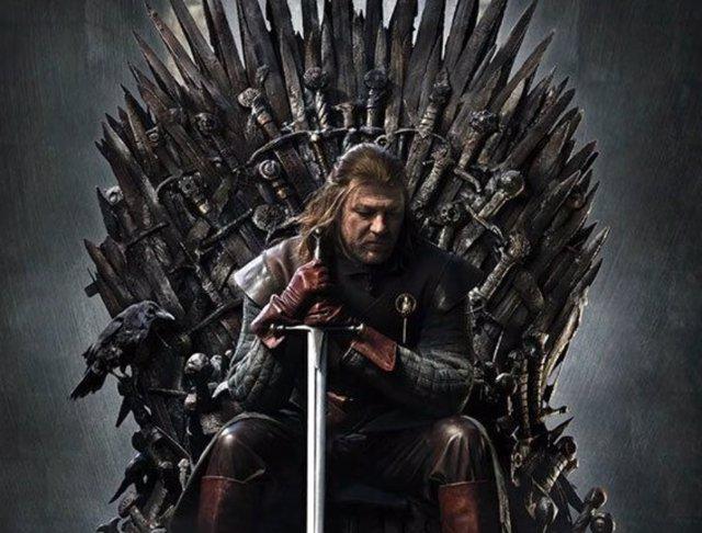 Juego de tronos ya reveló su final en un póster de la 1ª temporada