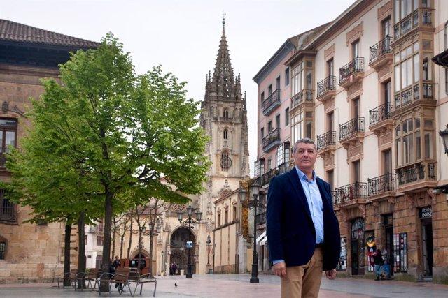 26M-M.-Oviedo.- Tejada (Foro) Eliminará La Tasa De Apertura De Actividad En Iniciativas Comerciales Y Económicas