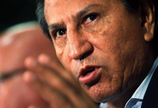 Perú.- Toledo pide al Tribunal Constitucional de Perú que declare prescrito uno de los delitos que se le imputan