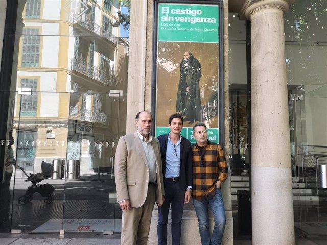 El Teatre Principal acoge este viernes y sábado 'El castigo sin venganza' de Lope de Vega