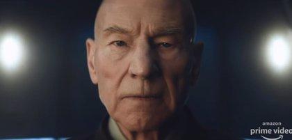 """Primer tráiler y póster de Star Trek: Picard: """"Hace 15 años que nos sacó de la oscuridad"""""""