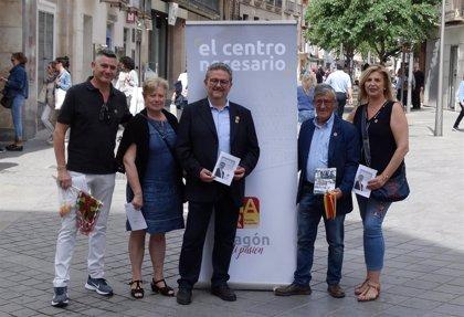 """El PAR presenta un programa de compromisos """"con corazón"""" y medidas """"viables"""" para Huesca"""