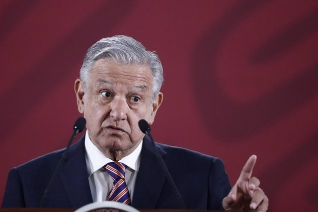 Mexican President Obrador press conference