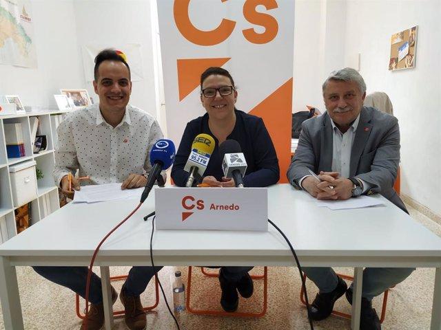 26M.- Ciudadanos Creará Un Plan Turístico Director De Arnedo Y El Valle Del Cidacos
