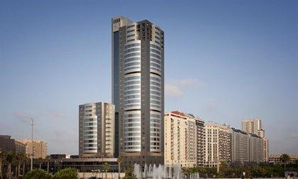Atom Hoteles, la socimi de Bankinter y GMA, compra el hotel Meliá Valencia por 42,2 millones