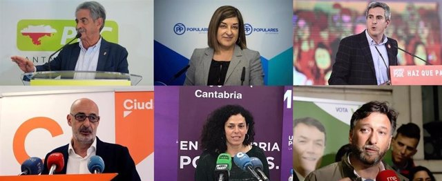 26M.- Los Partidos Cierran Mañana Una Intensa Campaña Con Actos En Varios Puntos De La Región