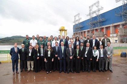 Iberdrola inaugura en Brasil la hidroeléctrica de Baixo Iguaçu, tras una inversión de más de 500 millones