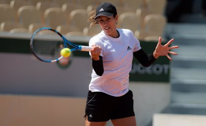 Muguruza debutará contra Townsend en Roland Garros