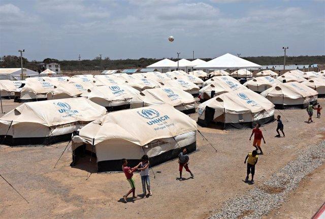 Venezuela.- ACNUR alerta de que 20.000 niños venezolanos nacidos en Colombia podrían quedar atrapados en la apatridía