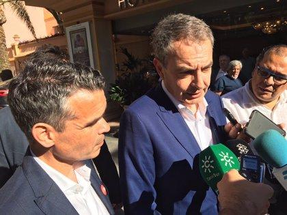 """Zapatero señala que """"solo el diálogo y el acuerdo"""" funcionarán para resolver la crisis en Venezuela"""