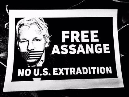 EEUU desvela otros 17 cargos contra Assange, fundador de Wikileaks