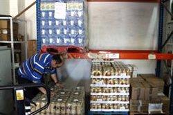 """La Plataforma d'Aliments de Manresa fa un crit """"desesperat"""" a la col·laboració per seguir ajudant la població més necessitada (ACN)"""