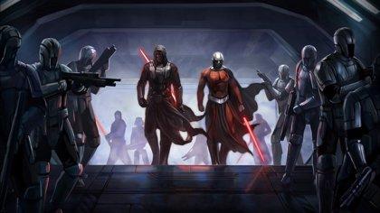 Star Wars: En marcha la película de Los Caballeros de la Antigua República