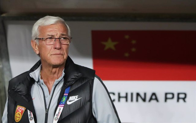Marcello Lippi como seleccionador chino