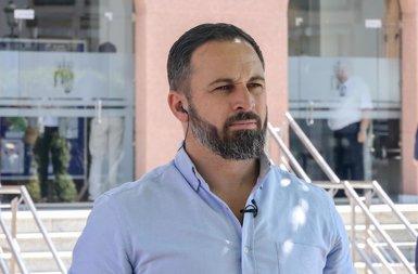 """Abascal creu que Batet es troba """"en el terreny de la prevaricació"""" i Vox estudiarà accions judicials (Ricardo Rubio - Europa Press)"""