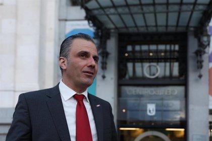 Ortega Smith ve compatible ser concejal y diputado salvo que sea alcalde, caso en el que dejará el Congreso