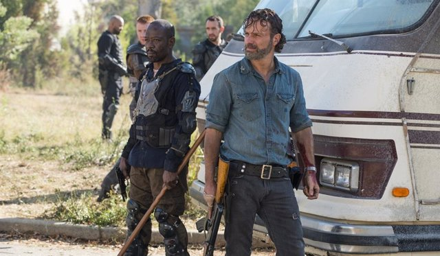 Así inspiró Rick Grimes a Morgan, nuevo líder de Fear The Walking Dead