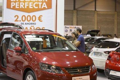 El Salón VO abre con la mayor oferta de automóviles seminuevos de España
