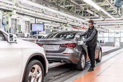 Mercedes-Benz inicia en Rastatt (Alemania) la producción del Clase A Sedán