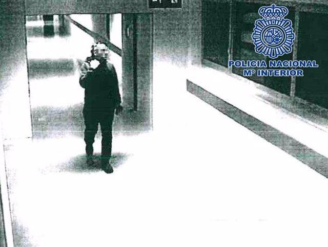 Detenido el autor de la última oleada de sustracciones en el Hospital San Pedro de Logroño
