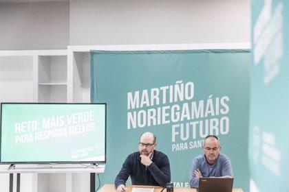 """Noriega cree que la campaña de CA """"cumplió los objetivos"""" y augura un final de """"foto finish"""" para Santiago"""