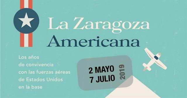 """Zaragoza.- La exposición """"La Zaragoza americana"""" se complementa con una charla s"""