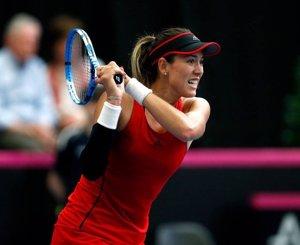 Muguruza debutarà contra Townsend en el Roland Garros i Nadal amb un jugador de la 'qualy' (TWITTER.COM/FEDCUP_ES - Archivo)