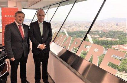 Mapfre invertirá 12 millones para abrir 46 oficinas en Catalunya hasta 2020