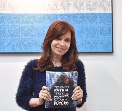 Cristina Fernández de Kirchner presenta su segundo libro, 'Una política exterior soberana'