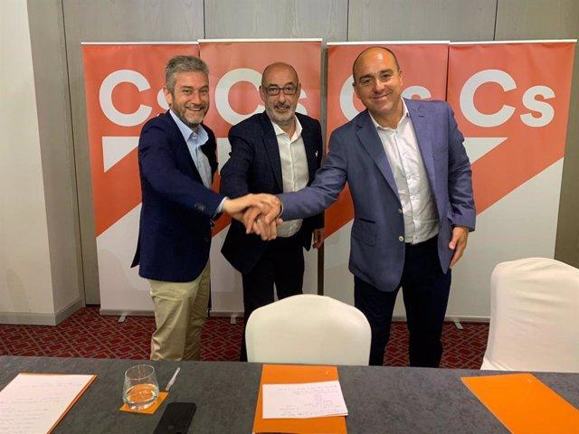 """26M.- Cs Pide El Voto Como """"Única Alternativa Útil"""" Del """"Cambio Real"""" Para Regenerar Cantabria"""