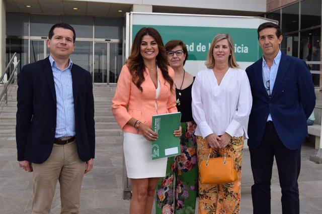 Málaga.- La Junta refuerza la atención a víctimas de violencia de género y los juzgados de la costa