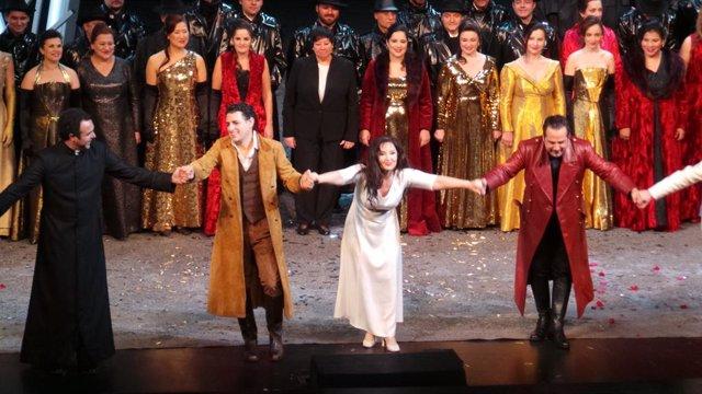 El tenor Juan Diego Flórez aplaza por enfermedad el concierto previsto para el día 26 de mayo en Oviedo (España)