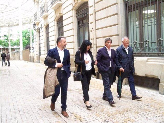 """26M.- Aliaga Asegura Que Votar Al PAR Es """"Votar Por El Futuro De Aragón"""""""