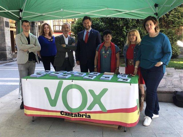 "26M.- Vox plantea una ""alternativa"" a la sentencia de Vuelta Ostrera para evitar su derribo"