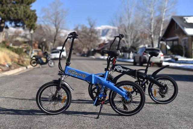 Torrot City Surfer, la bici eléctrica plegable