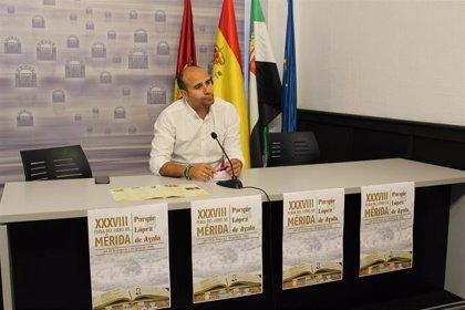 La Feria del Libro de Mérida 2019 se abrirá el próximo 29 de mayo con la presencia del escritor Ian Gibson