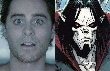 Brillante fan art de Jared Leto como Morbius el vampiro, la nueva película del Universo Spider-Man