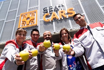 SEAT lleva a cabo la 'Semana de la salud' para concienciar sobre la salud y la seguridad vial a sus empleados