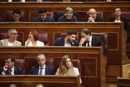"""Junqueras afirma que convertirle en eurodiputado es """"la mejor manera"""" de criticar la suspensión"""