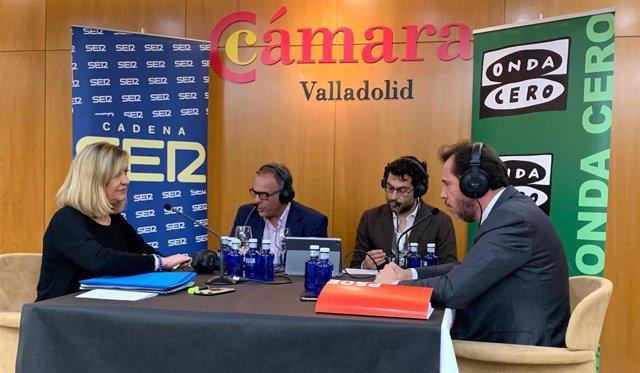 """26M.- Puente Acusa Al PP De """"Torpedear"""" Su """"Labor Social"""" Y Del Olmo Se Compromete A No Privatizar La Limpieza"""