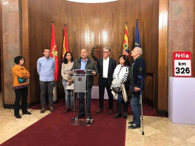 Zaragoza.-