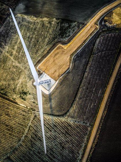 """Energía renovable.- Barásoain (Navarra), Premio Eolo Integración Rural 2019 por ser una """"comarca modélica"""" en el desarrollo eólico"""