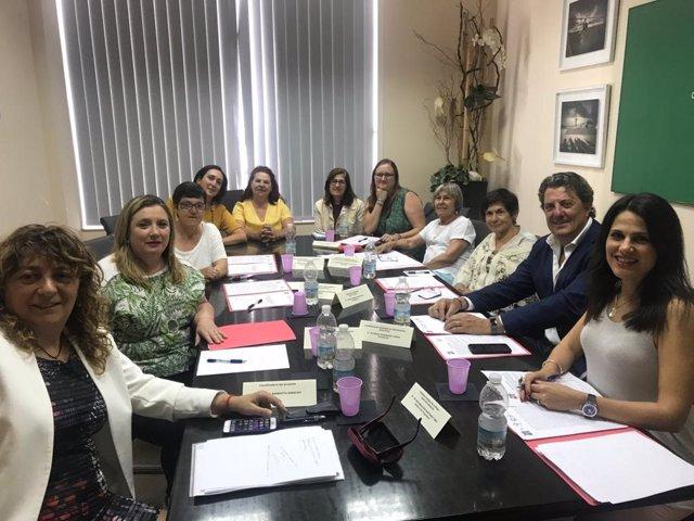 Málaga.- El IAM promueve un protocolo para la prevención del acoso y agresión sexual a mujeres en el deporte
