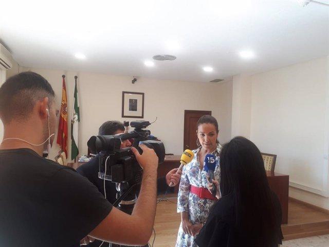 Huelva.-Junta refuerza atención a víctimas de violencia género con una Unidad de Valoración y ocho interinos en juzgados
